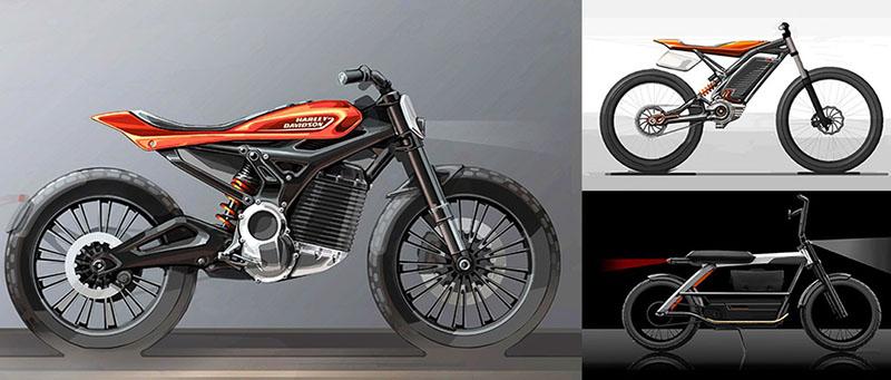 Harley Davidson električna vozila