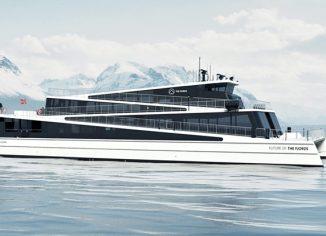 Električni katamaran Future of the fjords