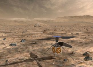 NASA električni helikopter