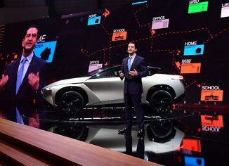 Nissan Geneva 2018 Brain-to-vehicle