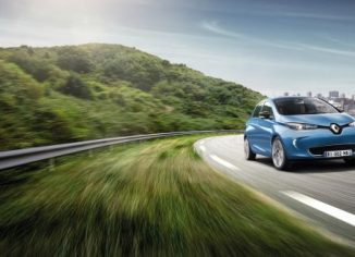 Renault Zoe prodaja električnih avtov