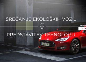 ECOMeet 2018 srečanje ekoloških vozil